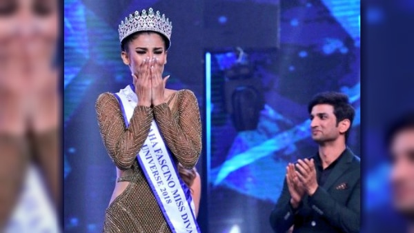 No Bollywood as the Miss Diva-Miss Universe 2018 finale winner Nehal Chudasama aims for the civil services