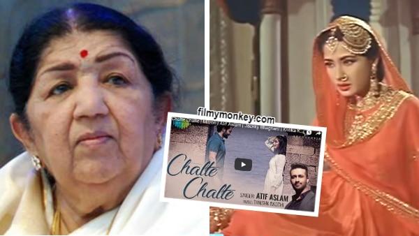 Lata Mangeshkar saddened by Atif Aslam's 'Chalte chalte' from 'Mitron'