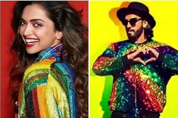 Deepika, Ranveer celebrate Section 377 verdict the quirky way!