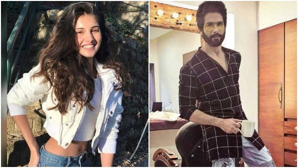 'SOTY 2' actress Tara Sutaria WALKS OUT of Shahid Kapoor's 'Arjun Reddy'; Here's the reason
