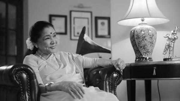 Here's how Lata Mangeshkar, Madhuri Dixit, Kajol, Shraddha Kapoor & other B-town celebs wished Asha Bhosle on her 85th birthday!