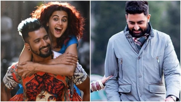 Manmarziyaan Box Office Collection Day 1: Vicky Kaushal, Taapsee Pannu & Abhishek Bachchan's film starts on a DECENT note