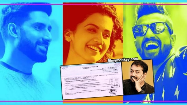 Anurag Kashyap fumes after scenes deleted from 'Manmarziyaan'; Taapsee Pannu REACTS too!