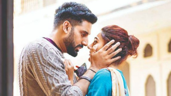 Abhishek Bachchan's witty response to troll blaming him for 'Manmarziyaan' box-office failure!