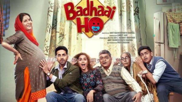 Ayushmann Khurrana's 'Badhaai Ho' off to a good start!
