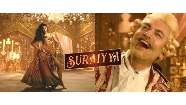 Suraiyya song teaser: Katrina Kaif's moves in Prabhudeva choreographed 'Thugs Of Hindostan' track are super hot!
