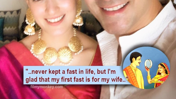 Karva Chauth 2018: Gautam Rode to fast for wife Pankhuri Awasthy on their first Karwachauth post marriage!