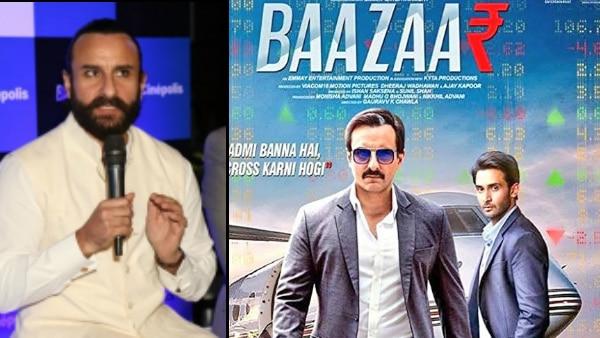 'Baazaar' was a risk that paid off well: Saif