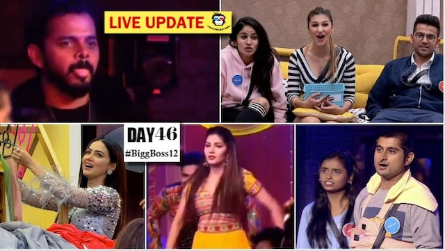 Bigg Boss 12, Day 46, Episode 47 HIGHLIGHTS: Sapna Chaudhary and Sana Khan to spice up Diwali Mela in the BB house!