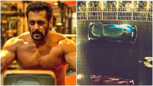 Bharat: Salman Khan shoots for Maut Ka Kuwan action sequence; Ali Abbas Zafar gives sneak peek (PICS INSIDE)