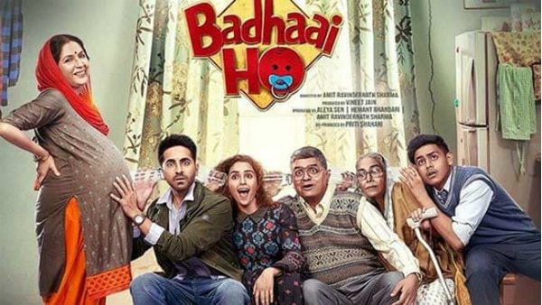 Ayushmann Khurrana's 'Badhaai Ho' enters Rs 100 crore club!