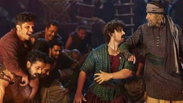Thugs Of Hindostan Box Office Collection: Aamir Khan-Amitabh Bachchan's film mints THIS much on second day
