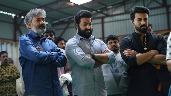 RRR: Rajamouli's next film with Jr. NTR and Ram Charan gets star-studded launch