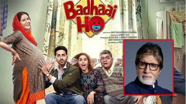 Big B pens letter to Neena Gupta after watching 'Badhaai Ho'