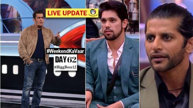 Bigg Boss 12 Weekend Ka Vaar HIGHLIGHTS : Salman Khan THROWS Shivashish Mishra OUT of BB 12 for breaking rules!