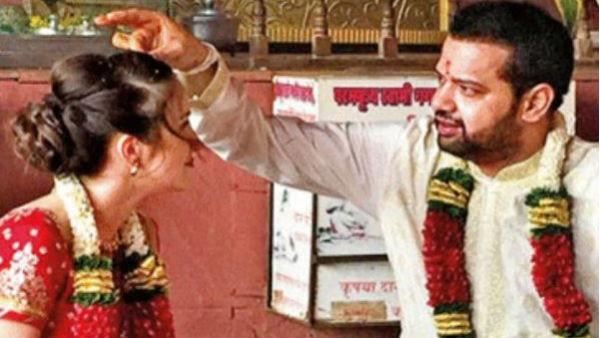 IN PICS: Ex-Bigg Boss contestant Rahul Mahajan gets MARRIED for third time