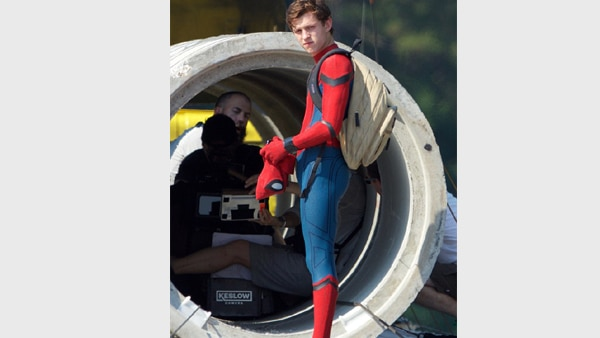 'Spider-Man: Homecoming' actor rips his superhero suit on the sets; Find out Why?