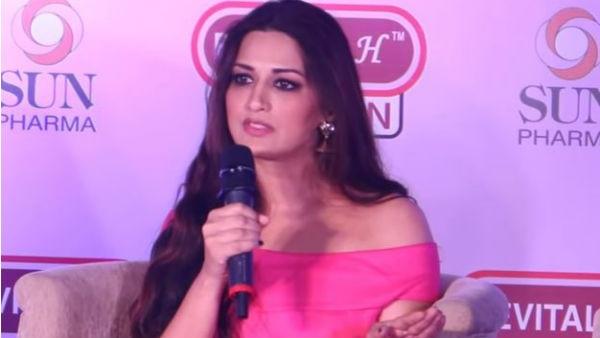 WATCH: Actress Sonali Bendre justifies BAN on Pakistani artistes!