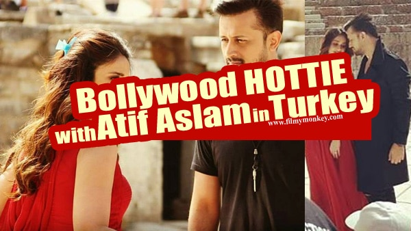 Bollywood HOTTIE spotted with Pak Singer Atif Aslam... READ MORE...!