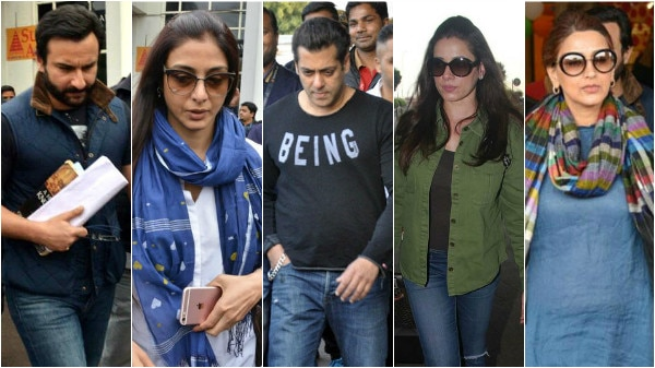 Salman Khan & other stars plead not guilty in blackbuck poaching case!