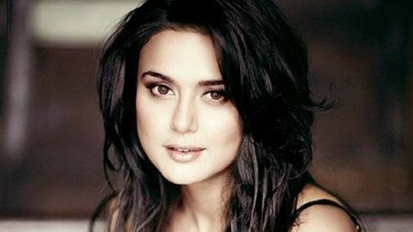 Lucky, my husband pushed me back into doing movies: Preity Zinta