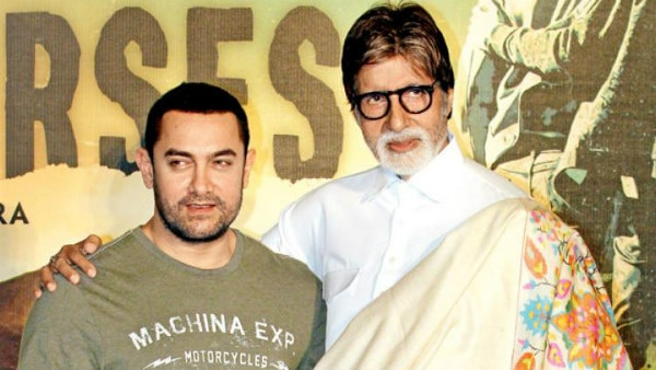 Amitabh Bachchan, Aamir Khan compete for Best Actor award at IFFM 2017!