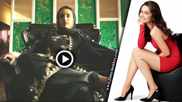 Shraddha had put on almost nine kilos to play Haseena Parkar