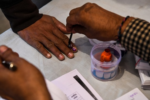 Telangana Elections 2018: Voter arrested for taking selfie inside polling booth in Hyderabad