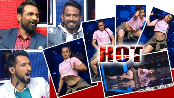 SUPERHOT VIDEO: Delhi girl Mokshda sweeps judges off their feet on 'Dance Plus 2' with her SIZZLING & SENSUOUS moves! DON'T MISS!
