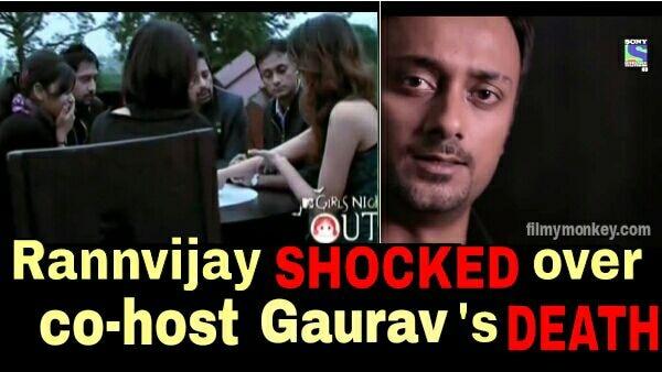 Rannvijay Singha SHOCKED over Gaurav Tiwari's MYSTERIOUS death; Had hosted 'MTV Haunted Nights' with him! [VIDEOS!]