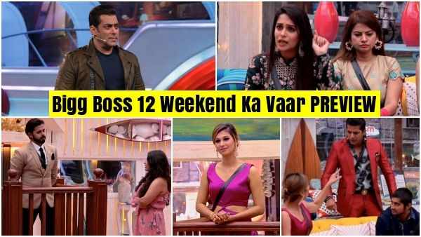 Bigg Boss 12 Weekend Ka Vaar PREVIEW Day 76: New friends and old enemies - the fight gets tougher!