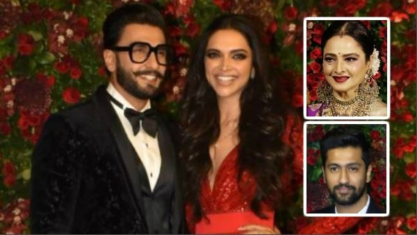 Deepika-Ranveer Mumbai Reception LIVE UPDATES: Bollywood celebs arrive to bless the newlyweds!