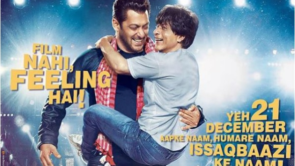 Here's when Zero's 2nd song 'Issaqbaazi' featuring SRK & Salman will be out!