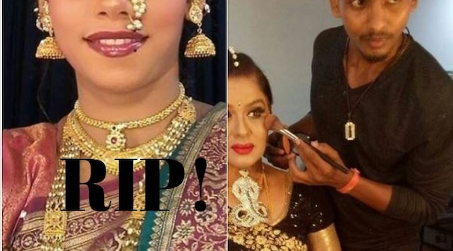 Naagin actress MOURNS the death of her make-up artist in a road accident!