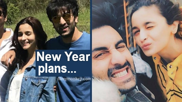 Alia Bhatt to ring in New Year 2019 with Ranbir Kapoor & his family in New York!