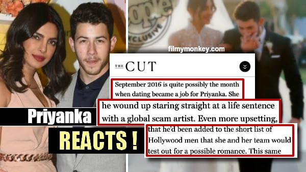 Priyanka Chopra REACTS to the now-deleted The Cut article calling her a