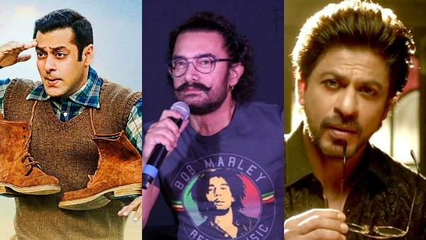 Bollywood has more talented stars than three Khans, says Aamir Khan