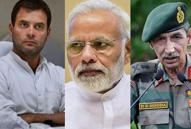 DS Hooda believes surgical strikes were politicised; Congress thanks ex-Army General for exposing PM Modi