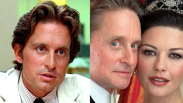 Michael Douglas heard angels after nearly drowning