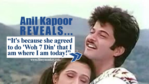Anil Kapoor wishes his yesteryear lead actress on Birthday making an interesting revelation!
