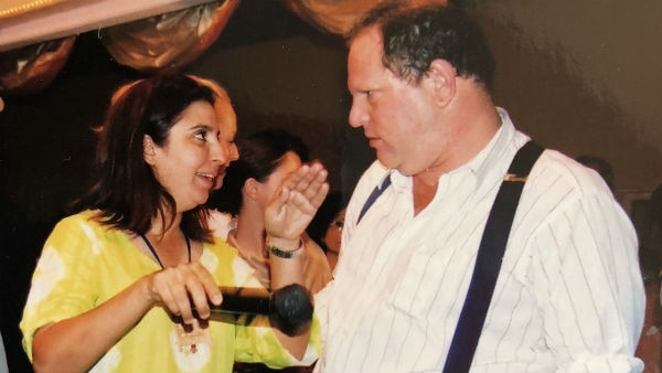 Farah Khan shares a THROWBACK PIC with controversial Hollywood producer Harvey Weinstein!
