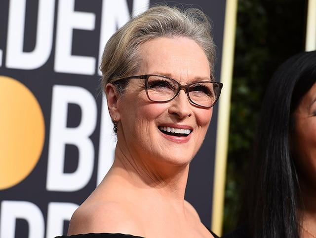 Hollywood veteran Meryl Streep files trademark to protect her name!