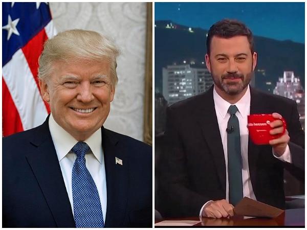 OSCARS 2018 host Jimmy Kimmel MOCKS US President Donald Trump! Know why