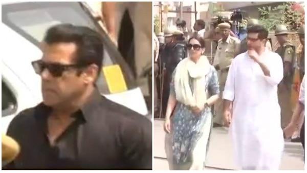 Blackbuck Poaching Case UPDATE: Salman Khan & others REACH Jodhpur court for the FINAL VERDICT!