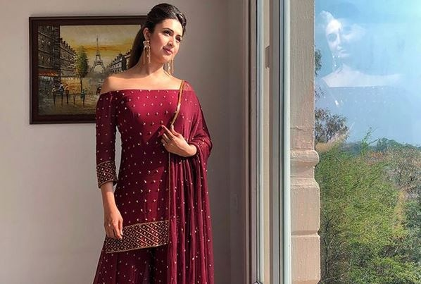 Haters TROLL Divyanka Tripathi for wearing a tight suit; Actress hits back with a BEFITTING reply