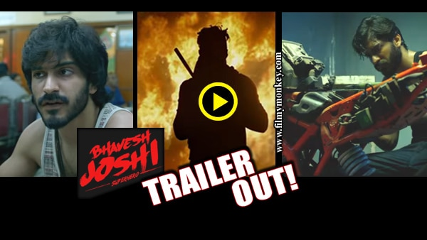 Bhavesh Joshi Superhero Trailer: Harshvardhan Kapoor unveils trailer for his next movie