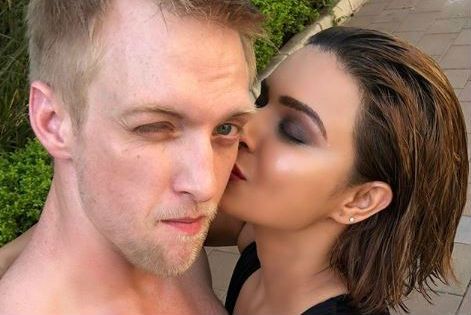 IN PICS: Newlywed TV couple Aashka Goradia-Brent Goble get ROMANTIC in Goa!