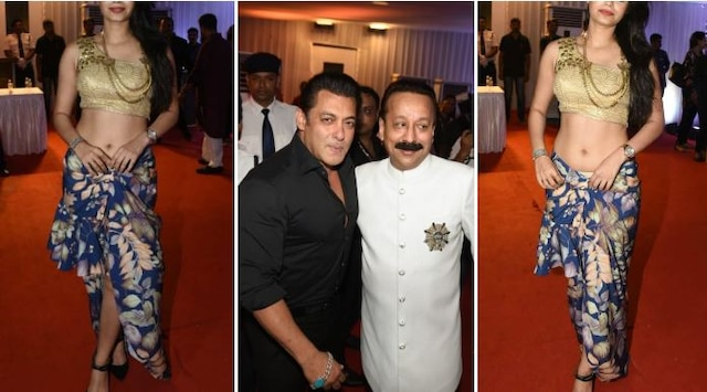 EX Bigg Boss contestant Sonali Raut BLASTED for wearing BOLD OUTFIT at Baba Siddique's Iftar party 2018!