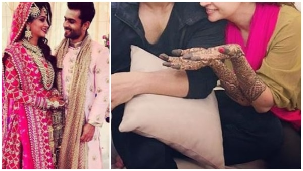 Dipika Kakar applies mehendi as she gears up for FIRST EID post wedding with Shoaib Ibrahim!
