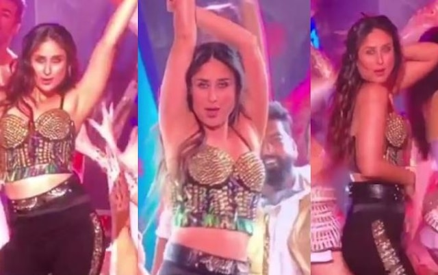 Kareena Kapoor Khan sets the Miss India Finale stage on fire with her dance